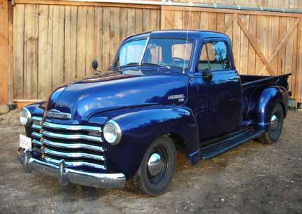 Stovebolt Gallery Another Great Antique Chevy Gmc Truck Restoration