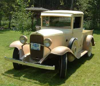 1933 Chevy Truck for Sale http://www.stovebolt.com/gallery/gothan_mike