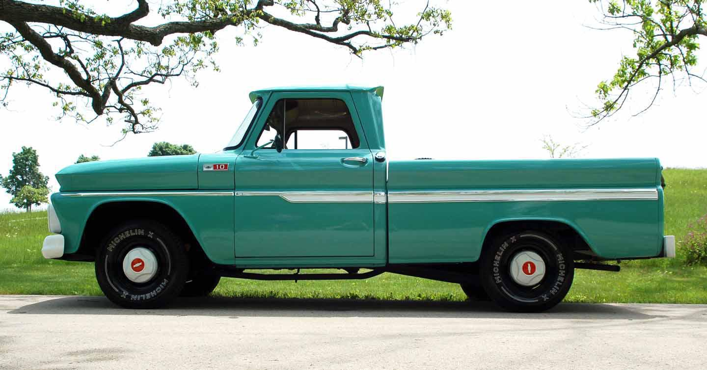 chevy truck 1965 - photo #23