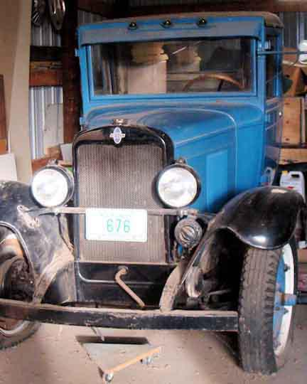Stovebolt Gallery -- Another great antique Chevy / GMC ...