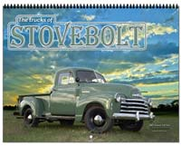 Nothing like an old truck calendar